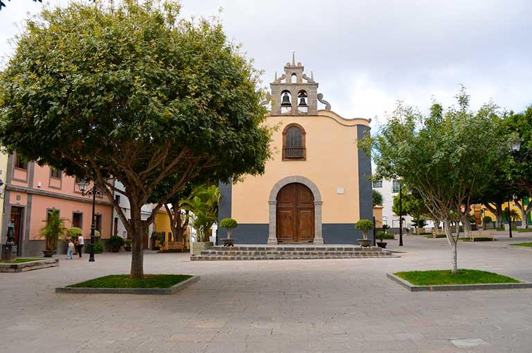 Centro Histórico de Arona