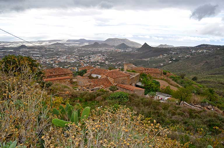 Caserío de Las Casas Altas