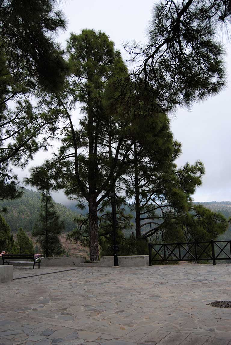 VIEWPOINT OF SAN ROQUE