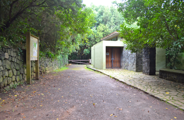HERITAGE INFORMATION CENTRE OF THE AGUA GARCIA FOREST