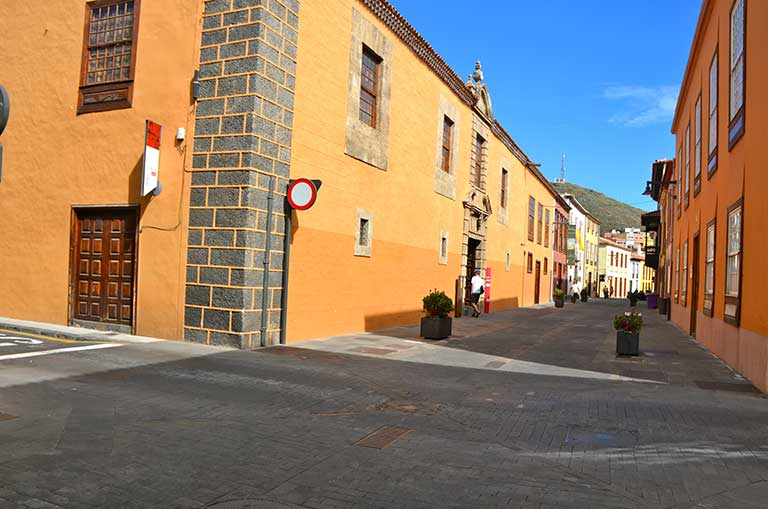 HISTORICAL CENTRE OF LA LAGUNA