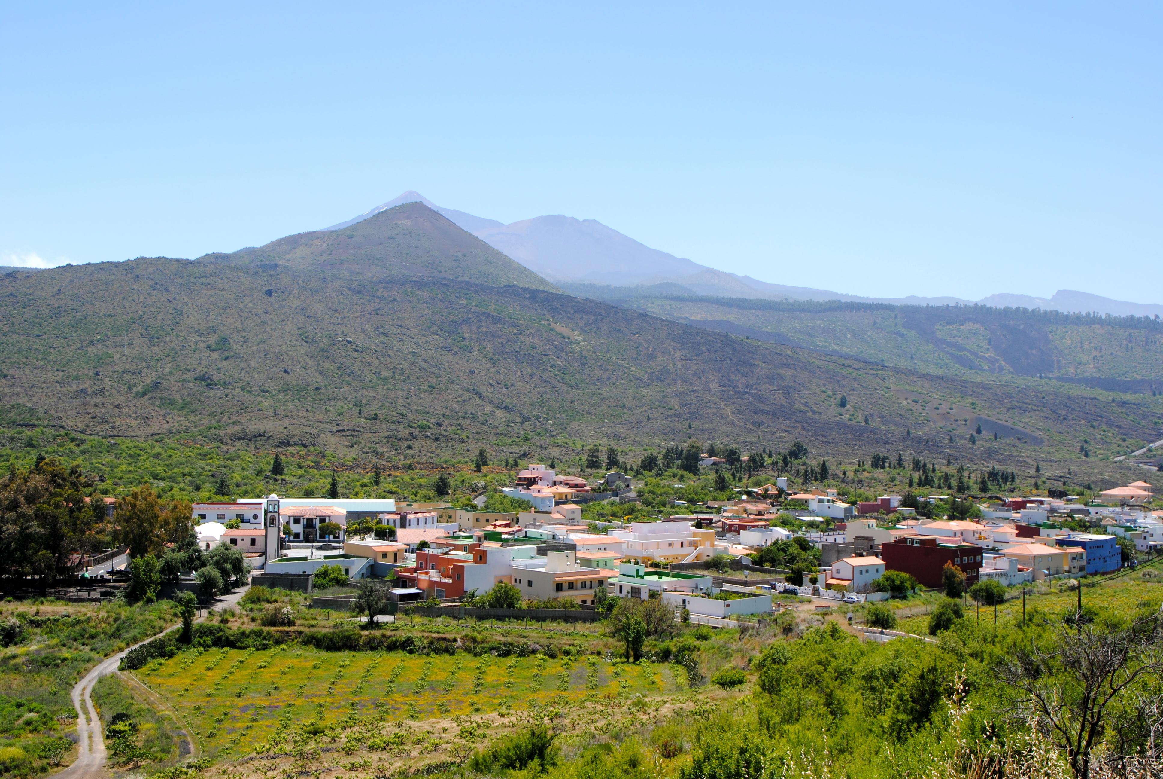 Ruta por Santiago del Teide y Masca
