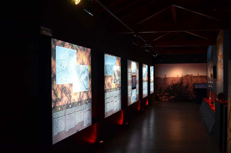 CENTRO DE VISITANTES DE SANTIAGO DEL TEIDE
