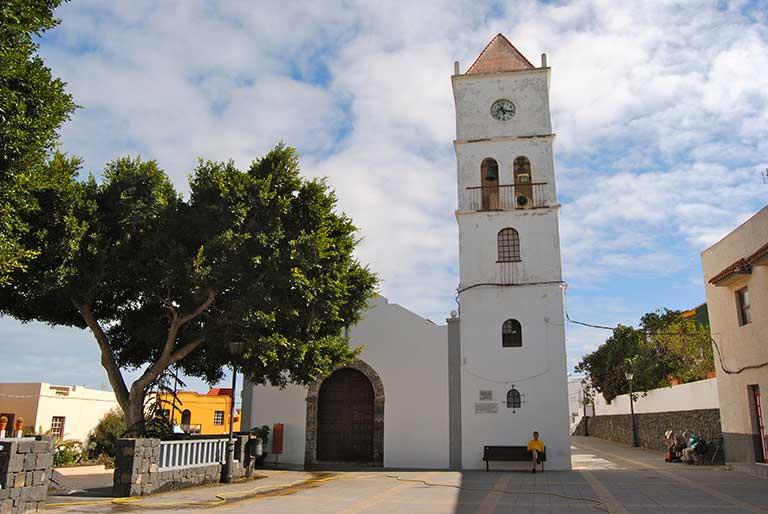 SAN JUAN DEL REPARO AND GARACHICO VIEWPOINT