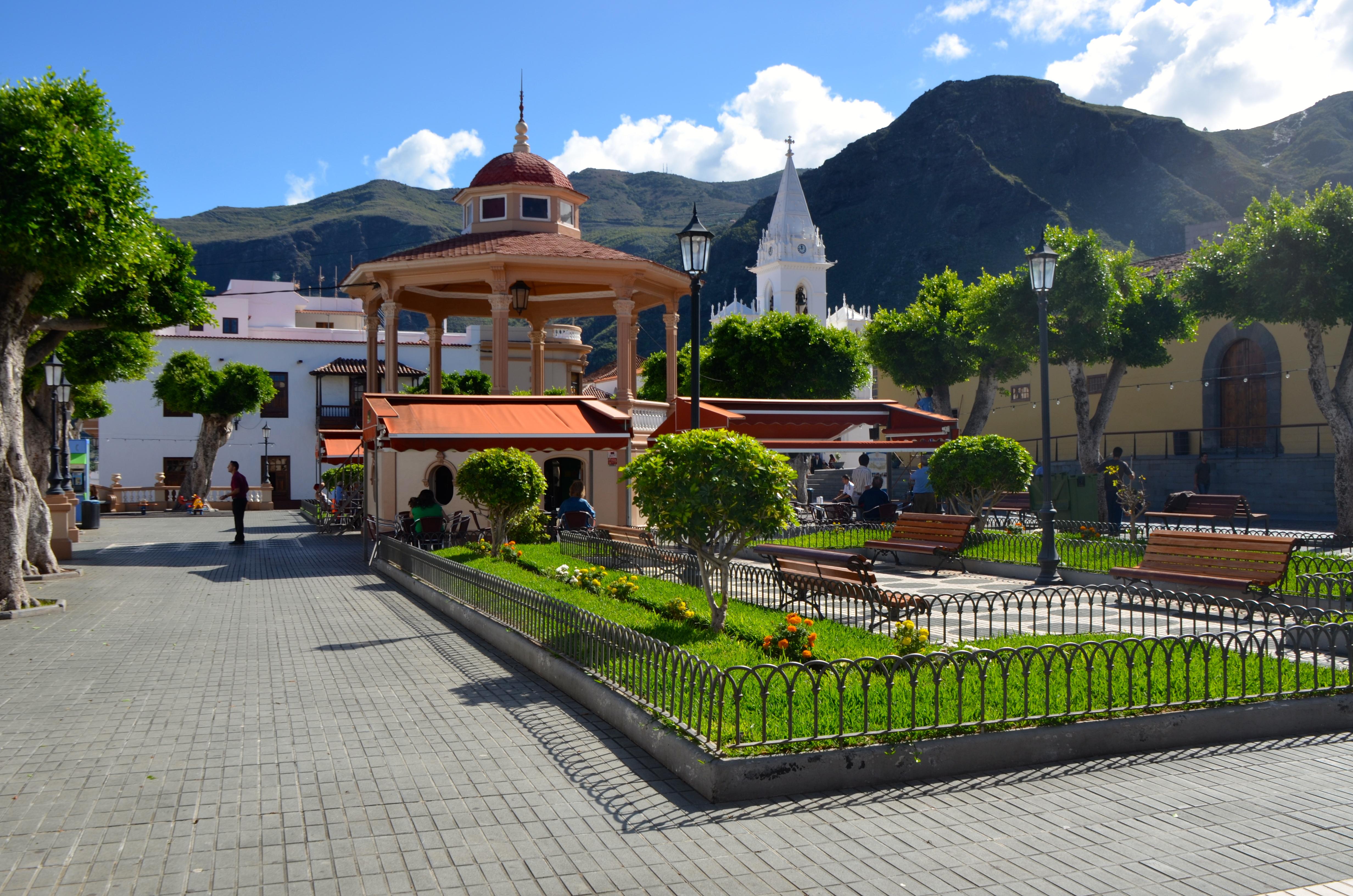 CENTRO MUNICIPAL DE LOS SILOS Y CENTRO DE VISITANTES DE LOS SILOS